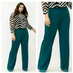 Lane Bryant 22 short stretch dress pants